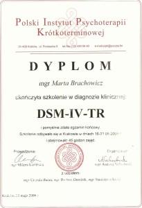 Brachowicz-DSM-IV-TR-2006
