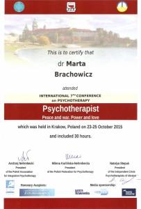 Brachowicz-certyfikat-konferencja-Wojna-i-Pokoj-30-godz
